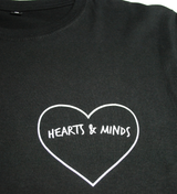 Hearts n Minds T-Shirt | schwarz