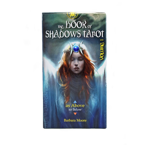 The Book of Shadows Tarot - Volume 1