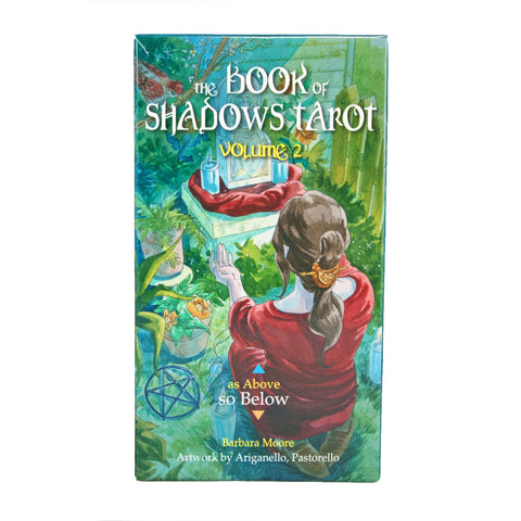 The Book of Shadows Tarot - Volume 2
