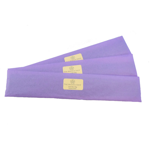 Lavender Incense Sticks, Large 20g Pack