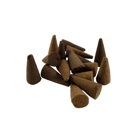 Patchouli Incense Cones 25 Pack