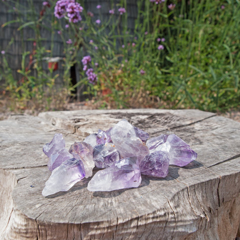 Small Amethyst Crystal Point