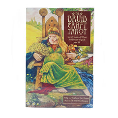 The Druid Craft Tarot Card Set