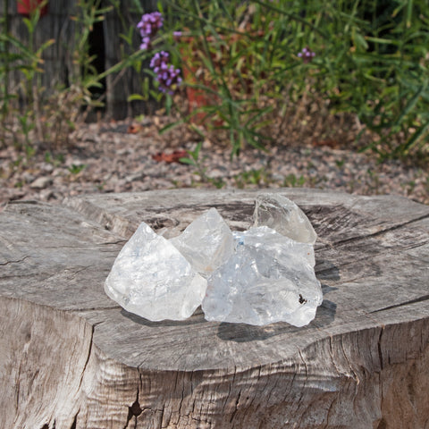 Large Rough Quartz Pieces