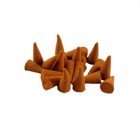 Spiced Orange Incense Cones 25 Pack