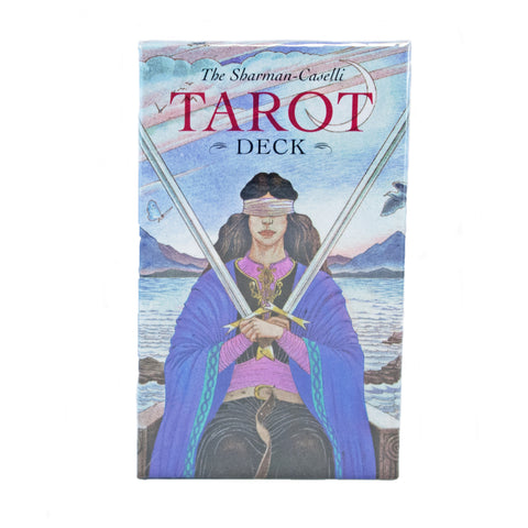 The Sharman-Caselli Tarot Card Deck