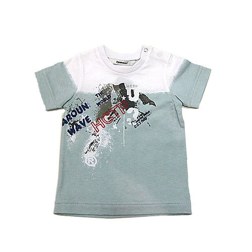 3 Pommes *Backstage* Boys Short Sleeve Tee