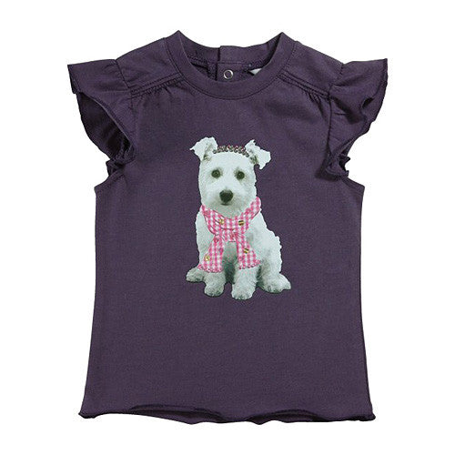3 Pommes *D'Amour* Girls Short Sleeve Top