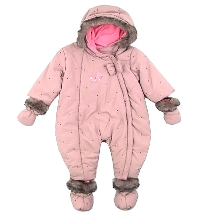 3 Pommes *Stacy* Girls one piece Snowsuit/Pramsuit