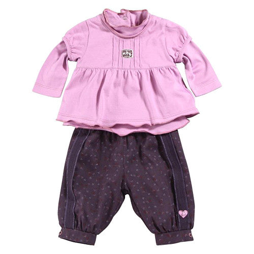 New 3 Pommes *Innocence* Girls 2pc Pant Set