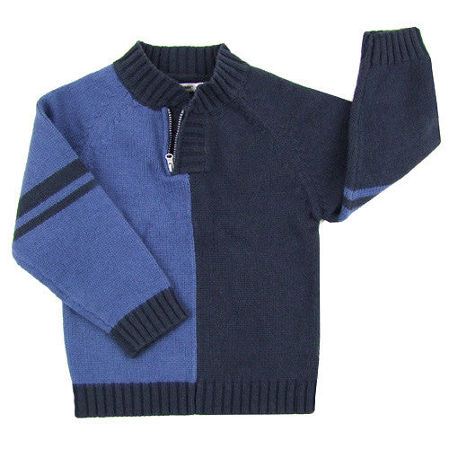 3 Pommes *City* Boys Wool Sweater