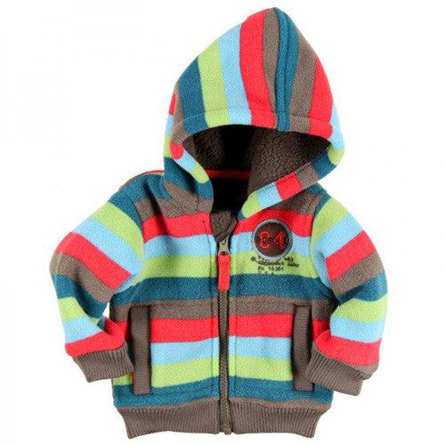 Boboli *Noah* Boys Fleece Jacket