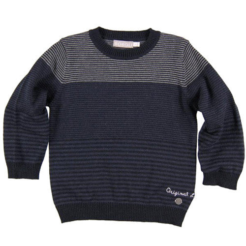 Boboli *Theod* Boys Holiday Sweater