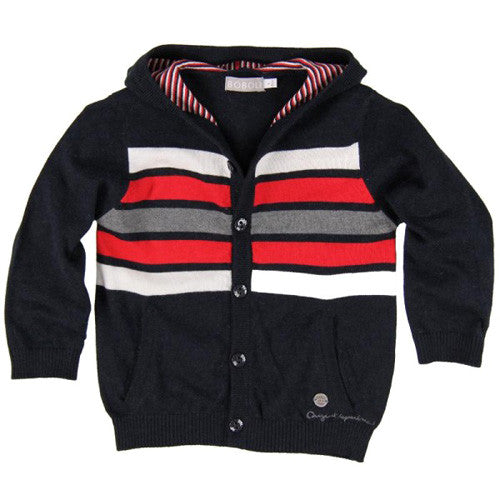 Boboli *James* Boys Knit Cardigan