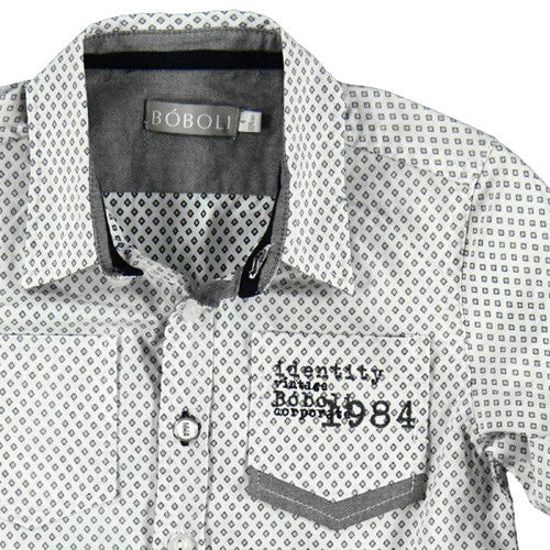 Boboli *Style* Boys Dress Shirt