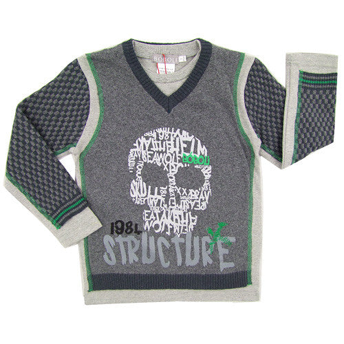 Boboli *Skull* Boys Sweater