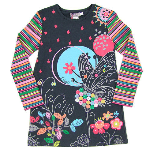 Boboli *Flora* Girls Dress