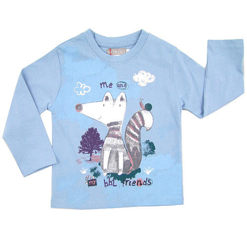 Boboli *Kris* Boys L/S Top