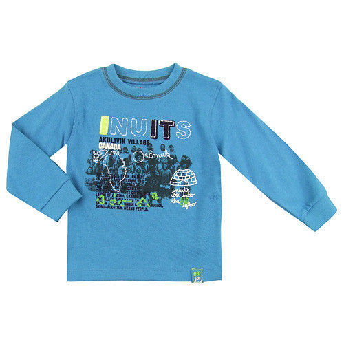 Boboli *Andy* Boys L/S Shirt