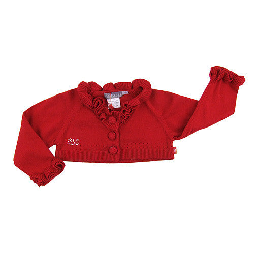 Boboli *Leslie* Girls Cardigan