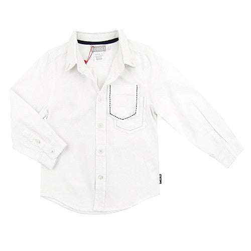 Boboli *Will* Boys L/S Dress Shirt