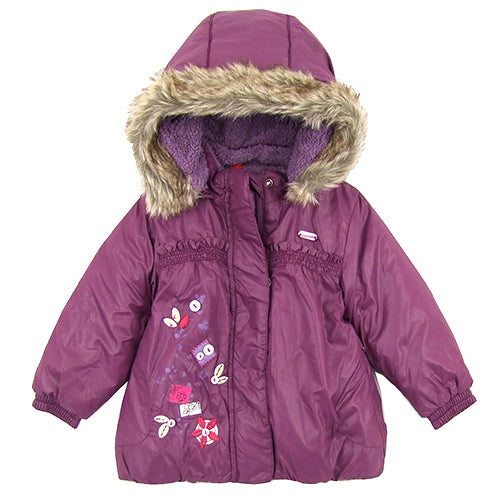 "Boboli ""Mia"" Girls ( little kids/big kids) winter jacket"