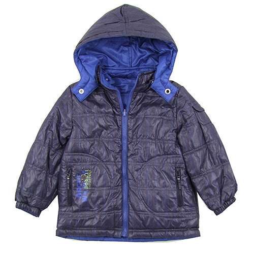 "Boboli ""Tom"" Boys ( little kids/big kids) Reversible Winter Jacket"