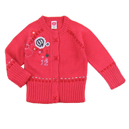 Cakewalk *Samantha* Girls Knitted Cardigan