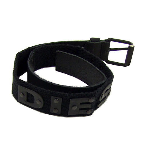 Diesel Big Boys Leather Belt