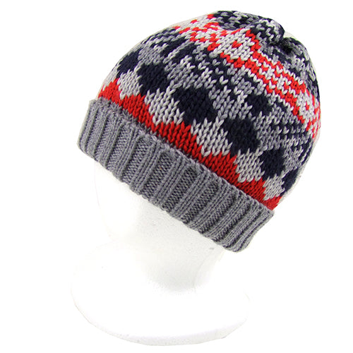 Catya *Sam3* boys (big kids) Merino Wool Hat.