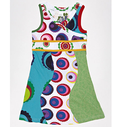 Desigual *Donia* Girls Summer Dress