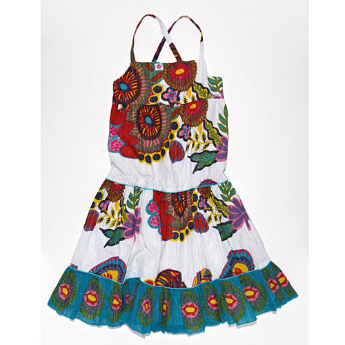 Desigual *Elia* Girls Summer Dress