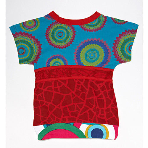 Desigual *Baudroie* Girls S/S Top