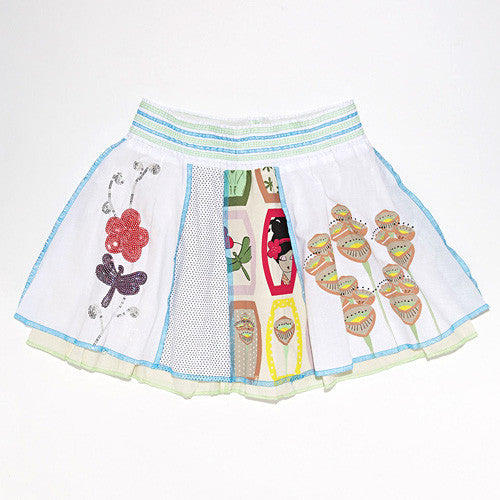 Desigual *Amberi* Girls Summer Skirt