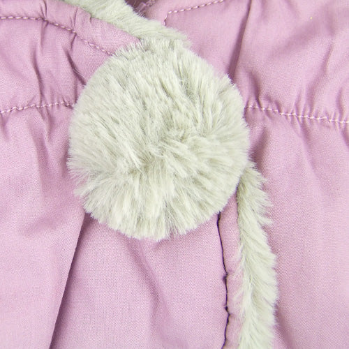 "Eliane et Lena ""Rose"" Baby Girls One Piece Pram Suit/Snow Suit"