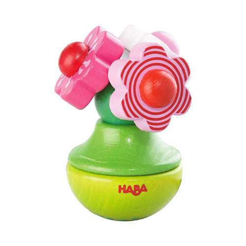 HAba Flower Trio Baby Toy
