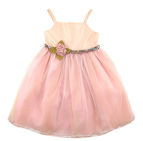 C'est Chouette *Rosa* Girls Holiday Dress