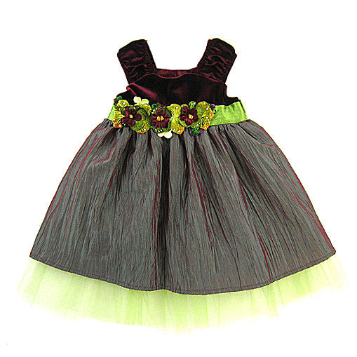 C'est Chouette *Vika* Girls Holiday Dress