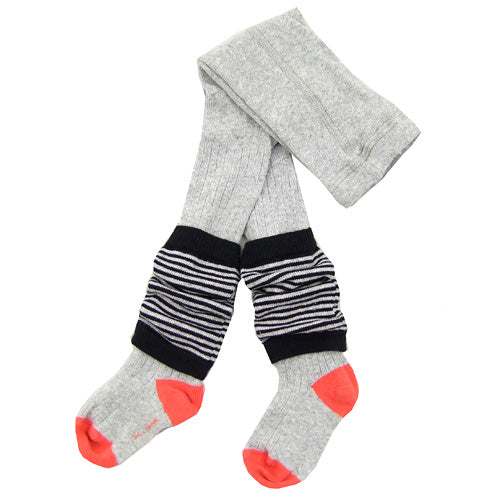 "Jean Bourget ""Lori"" Girls Tights with Leg Warmers Set"