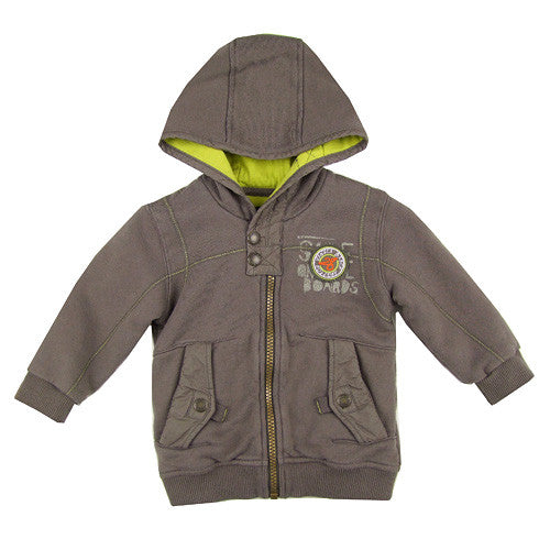 Jean Bourget *Tiny* Boys Hooded Spring Jackets