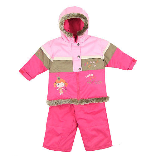 Kricket *Feona* Girls 2pc Snowsuit Set