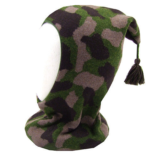 Melton *Gary* Boys Wool Balaclava Hat