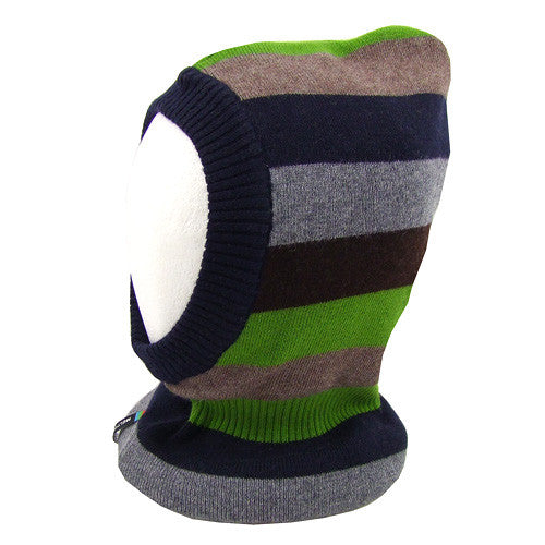 Melton *Kory* Boys Wool Balaclava Hat