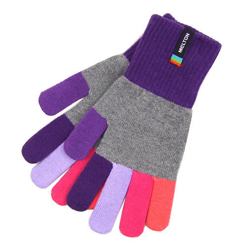 Melton *Tracy2* Girls Winter Gloves