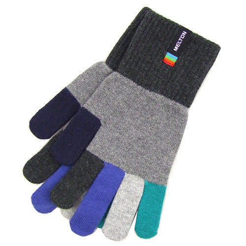 Melton *Leo* Boys Winter Gloves