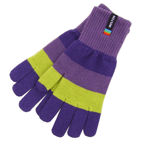 Melton *Doll* Girls Winter Gloves