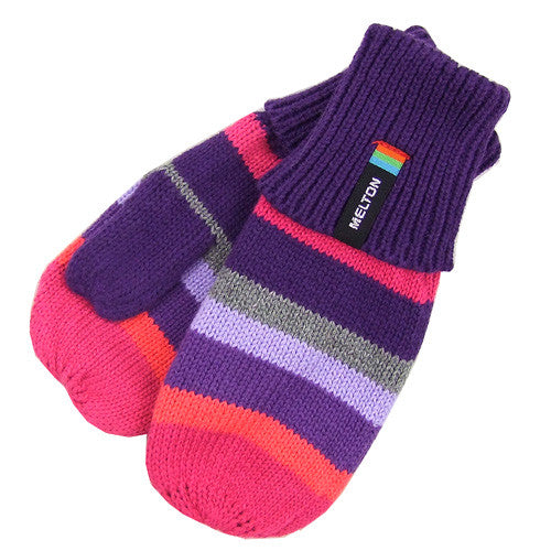 Melton *Sandy* Girls Winter Mittens
