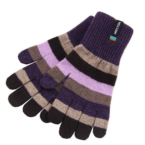 Melton *Katie* Girls Wool Gloves
