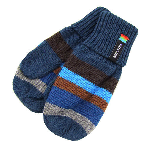 Melton *Tom3* Boys Winter Mittens