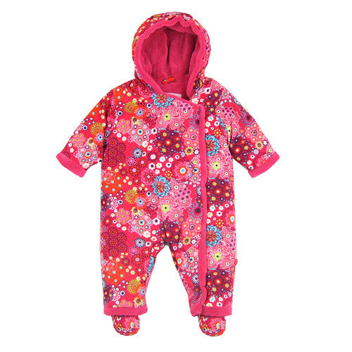 ME TOO *Leah* Baby Girl 1pc Pramsuit
